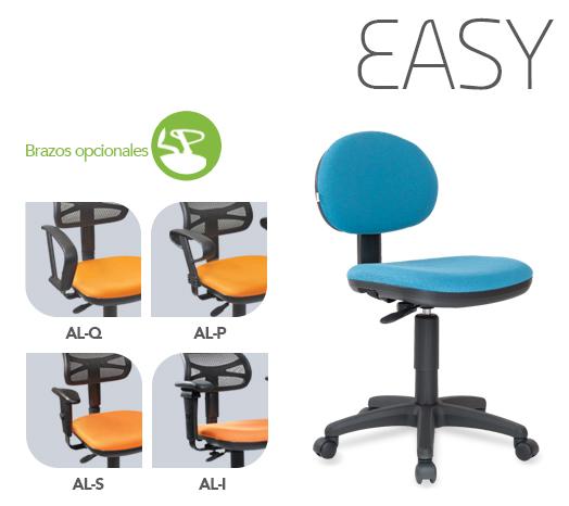 Silla Easy AL 410 - Intermueblespacios